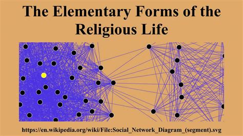 The Elementary Of The Religious the elementary forms of the religious
