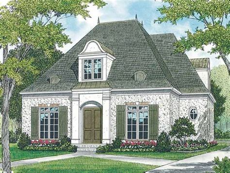 french cottage house plans french country house plan cottage style homes pinterest