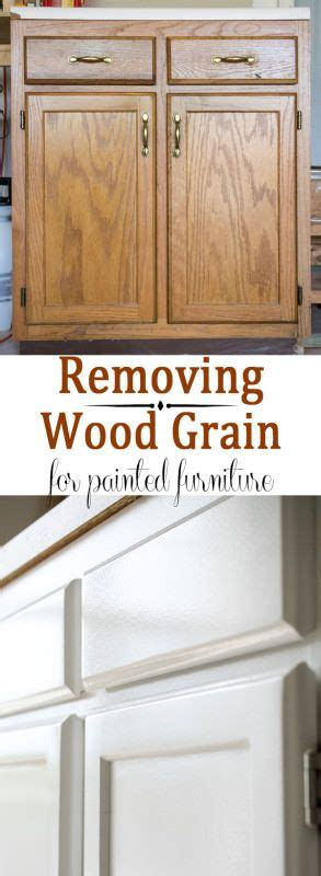 painting oak cabinets grain filler how to remove wood grain smooth furniture and painting