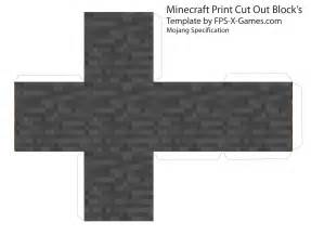 minecraft cut out templates minecraft minecraft cube s printable cut out block s