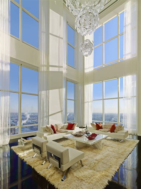 home design in nyc ultra luxury design a billionaire s penthouse in new york