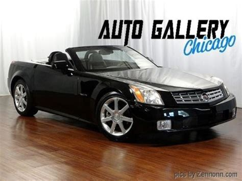 find used 2004 cadillac convertible in addison illinois united states for us 25 990 00
