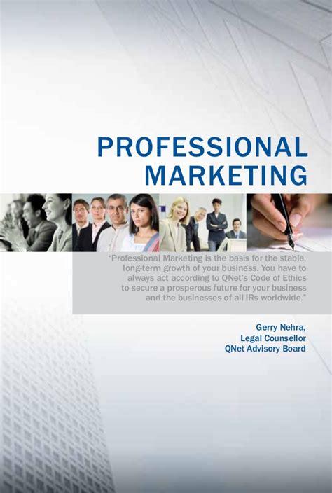 professional marketing flyer