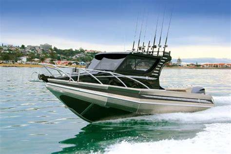 aluminium pontoon boats new zealand profile 780hw review