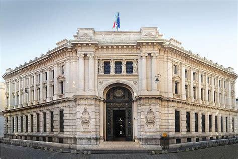 banca i roma il palazzo della banca d italia a