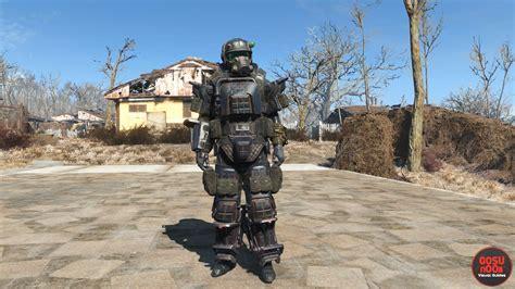 fallout 4 armor marine armor set far harbor dlc fallout 4