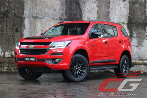 chevrolet trailblazer review 2017 chevrolet trailblazer 4wd z71 philippine
