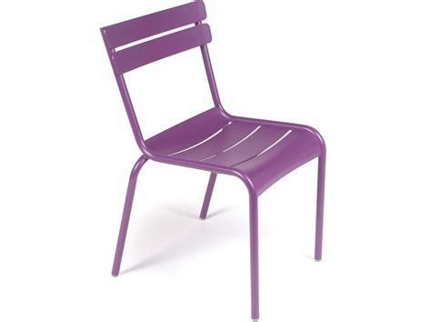 chaise luxembourg fermob soldes chaise bistro fermob
