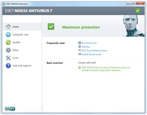 eset antivirus free download full version 2015 eset nod32 eset smart security terbaru 2016 8 0 319 0