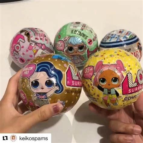 Lol Doll Isi 3 lol doll confetti pop series kw non original