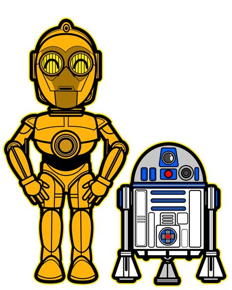 clipart wars wars clipart c3po pencil and in color wars