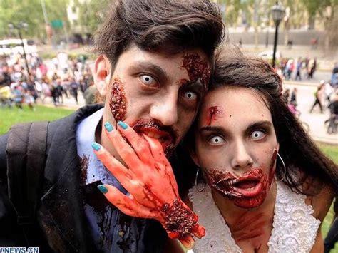imagenes de zombies reales hd zombies atacan a personas reales youtube