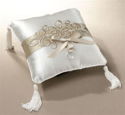 Pillows For Wedding Rings by Ring Bearer Pillow Wedding