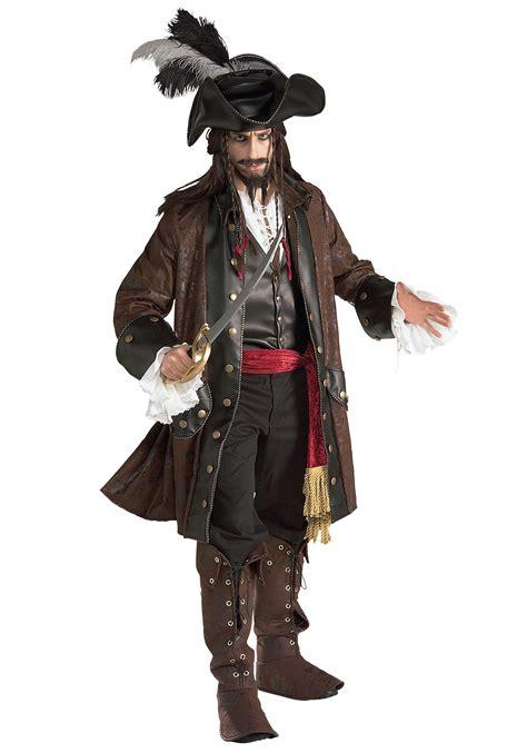authentic caribbean pirate costume deluxe