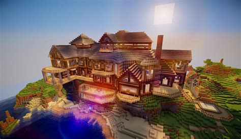 House Styles With Pictures by 8 Minecraft Mansions For Your Inspiration Bc Gb