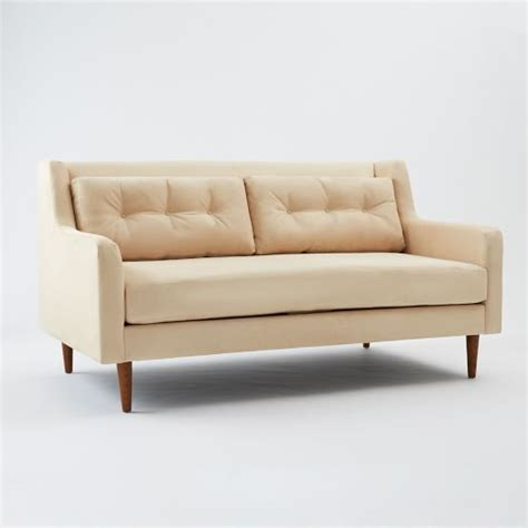 west elm crosby sofa crosby mid century 4 piece chaise sectional west elm