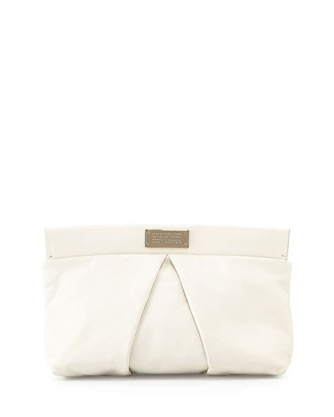 Kaos One Roger D Gold marc by marc marchive leather clutch bag