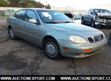 buy used 2000 daewoo leganza se car for sale at