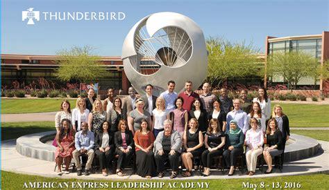 Thunderbird Plumbing by Thunderbird And The American Express Leadership Academy