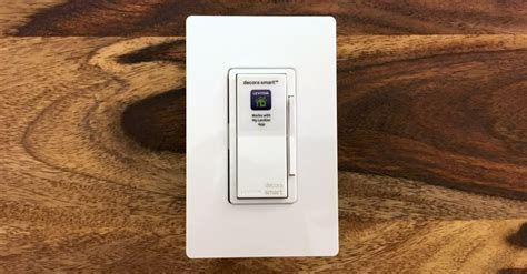 best wifi light switch the best smart in wall dimmer switches of 2018 reviewed