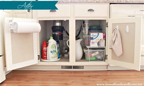 organize kitchen sink organizing the kitchen sink kitchen organization