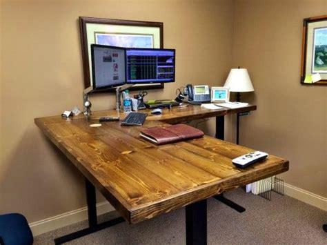 Jarvis Standing Desk Black Friday by Standing L Shaped Desk Desk Design Ideas