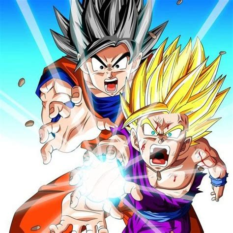 imagenes de goku haciendo el kamehameha wallpaper dragonball gohan dragon ball dbz