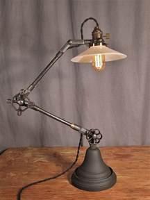 Bronze Desk Lamp For Sale Vintage Industrial Style Desk Lamp On Storenvy