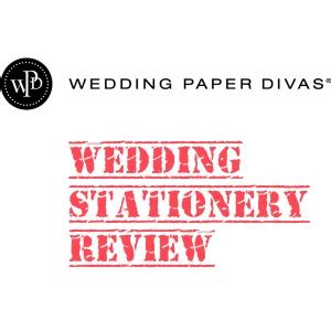Wedding Paper Divas Reviews by Wedding Paper Divas Stationery Review