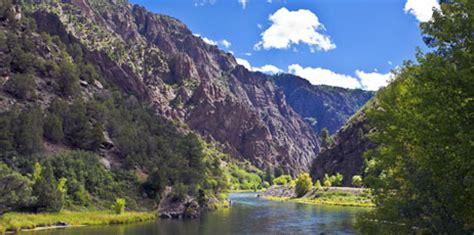 black canyon of the gunnison national park destination
