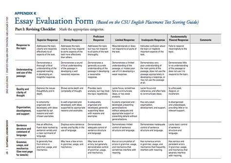 middle school five paragraph essay rubric homework help