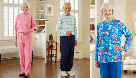 buck buck specialized clothing solves senior dressing