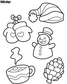 winter coloring page winter coloring pages coloring