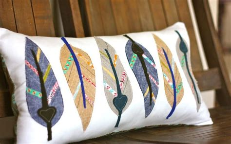 Pillow Handmade - 25 best ideas about feather pillows on