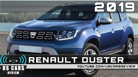 renault duster 2019 2019 renault duster review