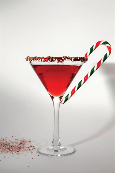 christmas martini recipes christmas cocktails cranberry and clementine