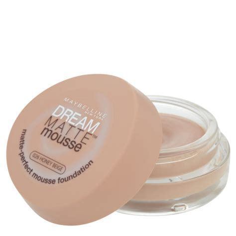 Maybelline Matte Mousse Foundation maybelline new york matte mousse foundation various shades free delivery