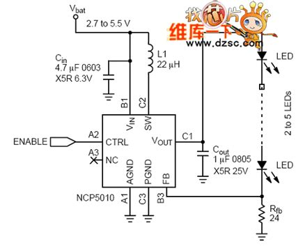 inductor driver circuit charge and inductor led driver circuit led and light circuit circuit diagram seekic