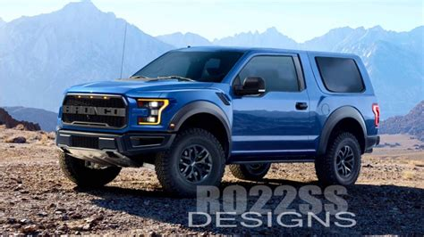 2017 Ford Bronco Raptor by New Ford Svt Bronco New Cars Review
