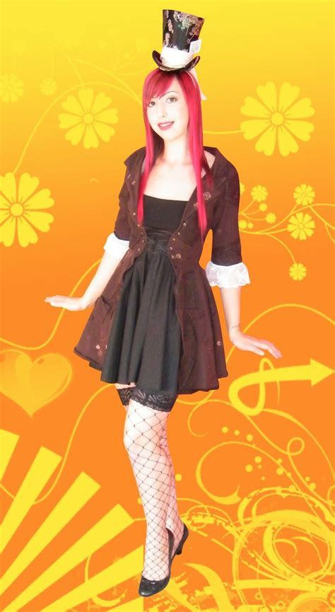 17 Best ideas about Female Mad Hatter Costume on Pinterest ... Female Mad Hatter Costume