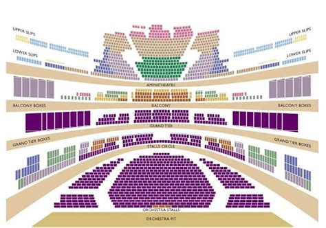 royal opera house london seating plan il trittico booking for monday 29 february 2016 18 30