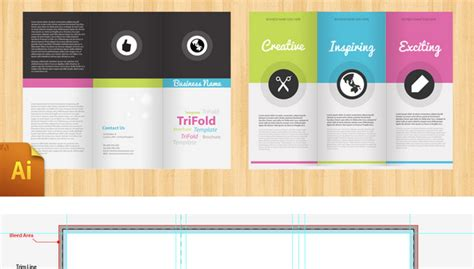 great brochure templates 8 awesome design freebie for 2014