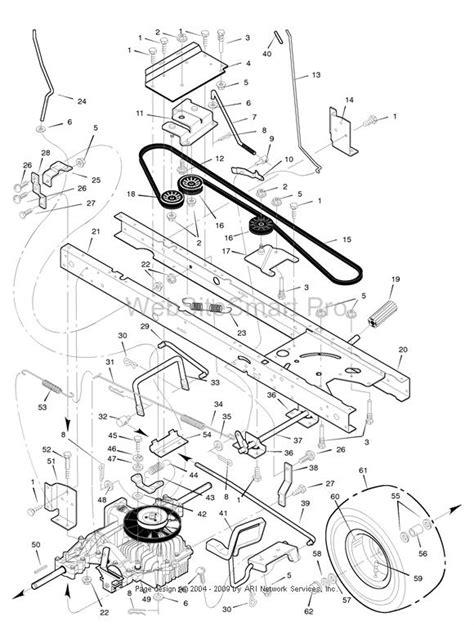 murray lawn mower parts diagram murray lawn mower parts diagram drive belt efcaviation