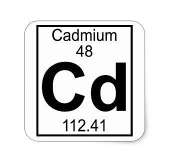 cadmium | oehha