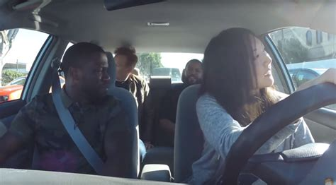 kevin hart zootopia ice cube and kevin hart help conan with a student driver