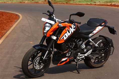 Duke Ktm Price In India Bajaj Ktm Duke 200 Features Specifications And Price In