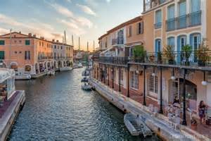 port grimaud new town on the iconic riviera in