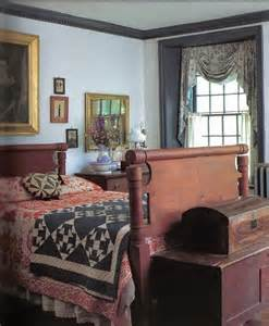 primitive bedroom ideas eye for design decorating colonial primitive bedrooms