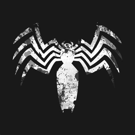 Venom Logo 1 T Shirt venom logo symbiote t shirt teepublic
