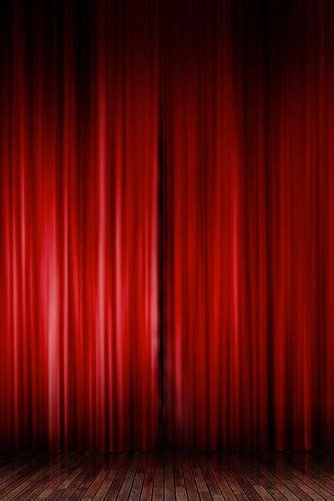 screen curtain iphone stage curtains wallpaper